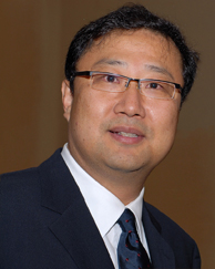 The Reverend Richard C. Choe