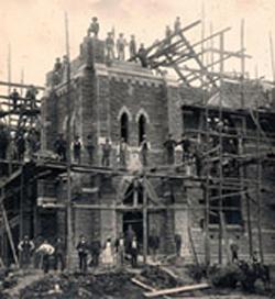 History Of St Paul S United Church Brampton Ontario